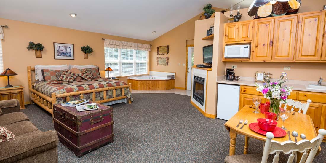 Pines Cottage Interior