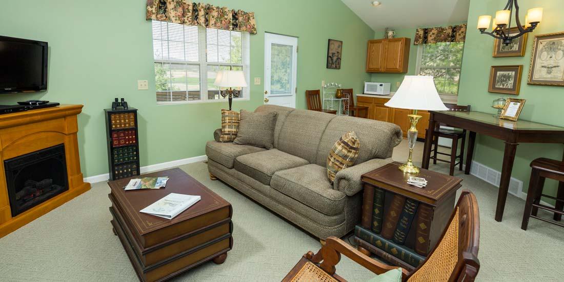 Somerset Cottage Interior