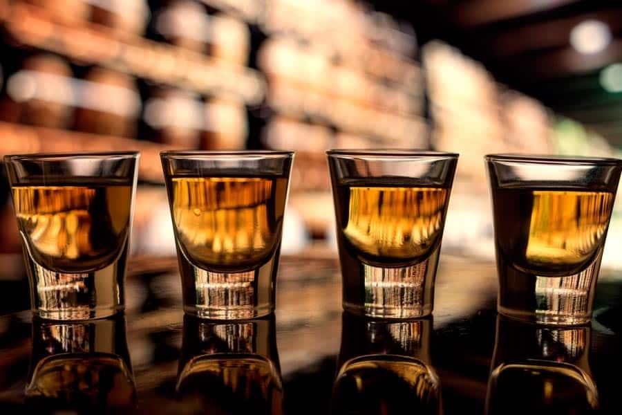 Galena distilleries