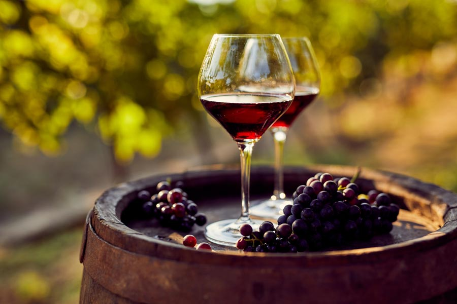 Galena wineries