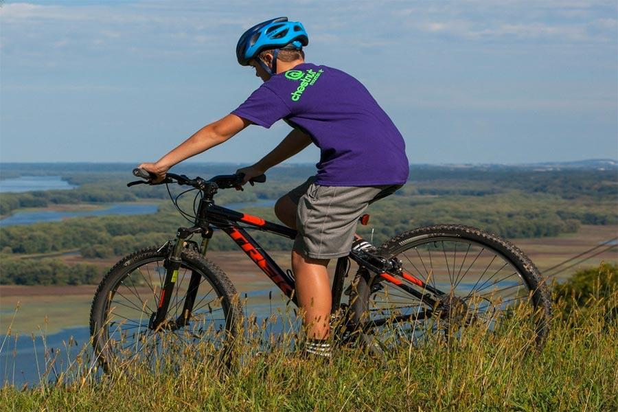 Chestnut Mountain Mountain Biking